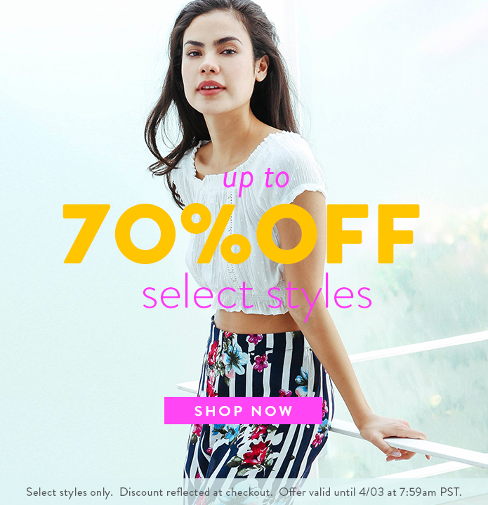 f82a38f7d6d Wet Seal: #SealSquad - Shop now : Extra 40% off Coupon on current ...